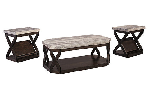 Ashley Furniture Radilyn Occasional Table Set