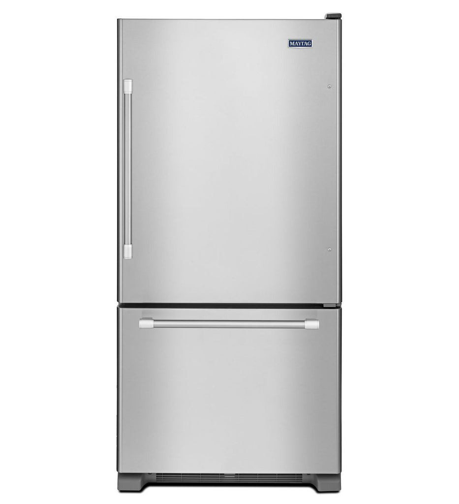 Maytag 30-inch Bottom Freezer Refrigerator