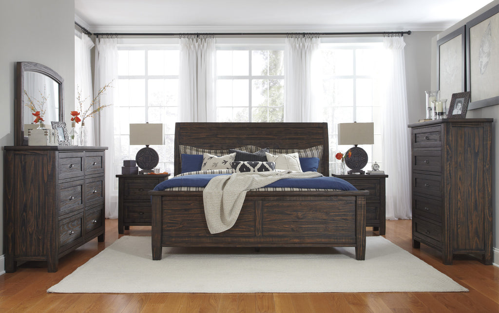 Ashley Furniture Trudell 6 Piece King Bedroom Set – Hotchkiss Home ...