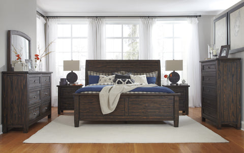 Ashley Furniture Trudell 6 Piece King Bedroom Set
