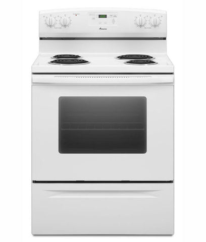 Amana 30 inch Free Standing Electric Range