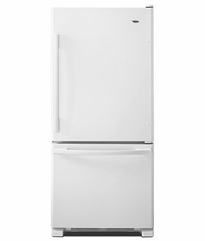 Amana 18.5 cu. ft. Bottom-Freezer Refrigerator