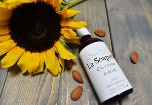 Cocoon Body Oil - La Soaperie