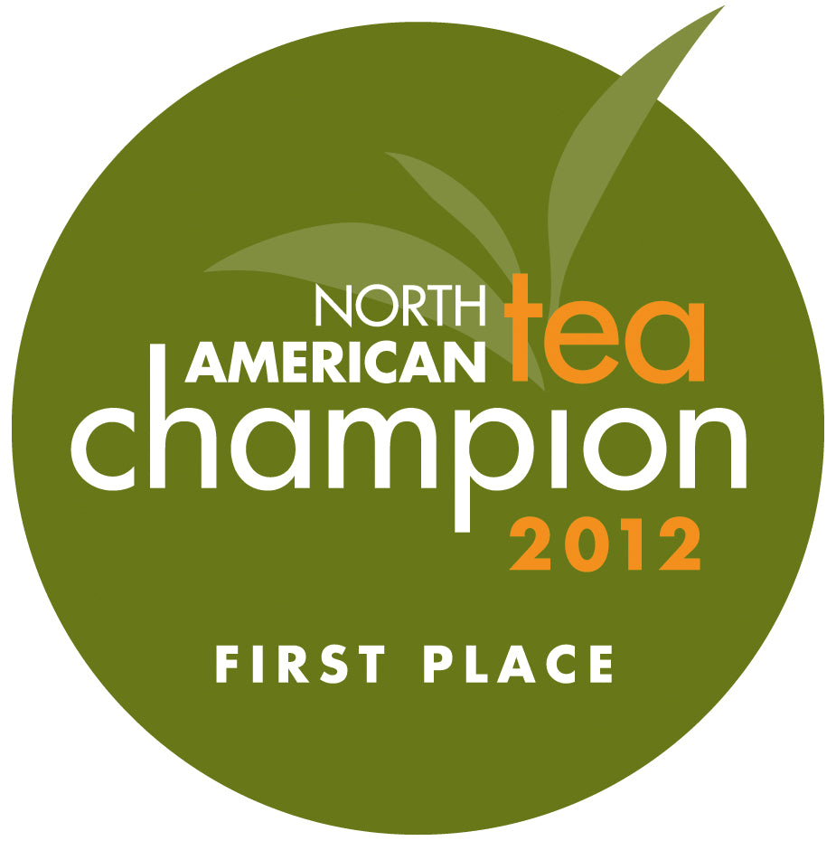 First Place, North American Tea Championship 2012