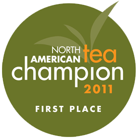 First Place, North American Tea Championship, 2011
