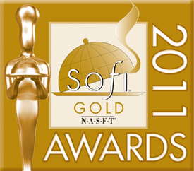 Sofi Gold Award for Innovation in Packaging Design or Function, 2011