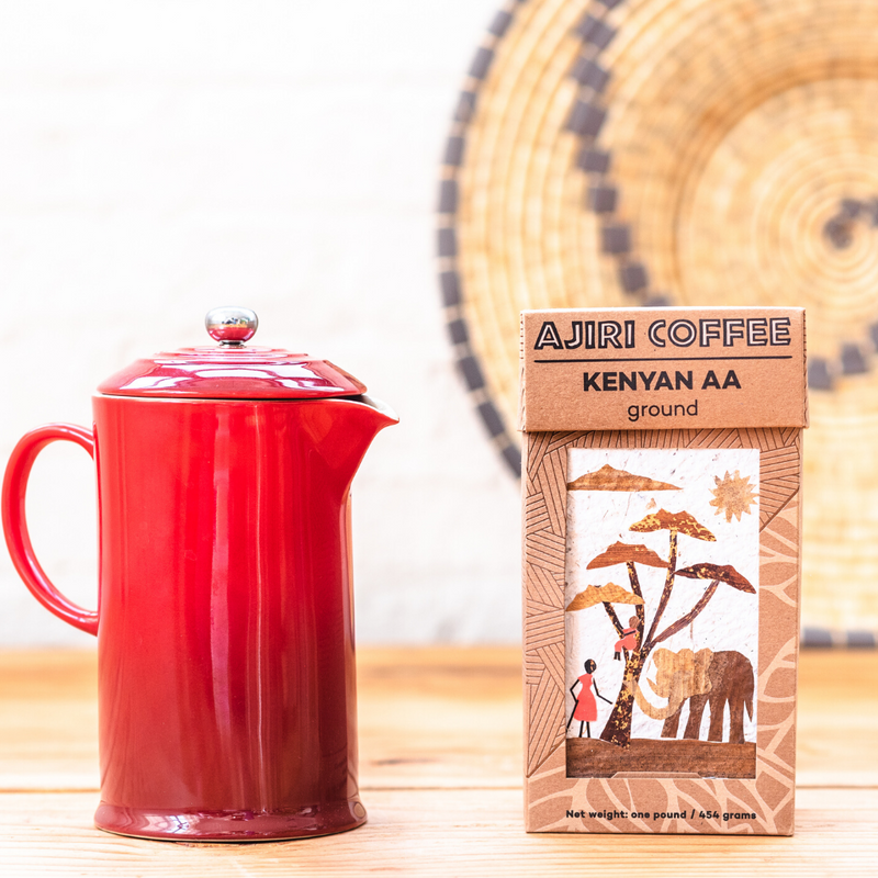 Kenyan AA Ground Coffee