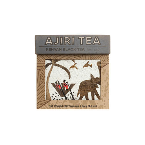 Kenyan Black Tea (Teabags)
