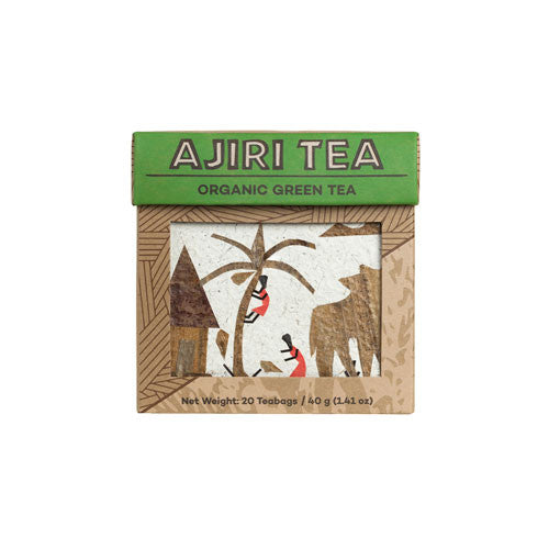 Kenyan Organic Green Tea (Teabags)