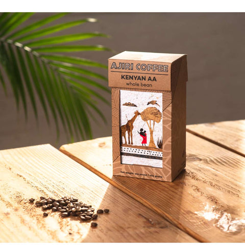Kenyan AA Whole Bean Coffee