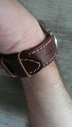 Bandolier watch band gallery