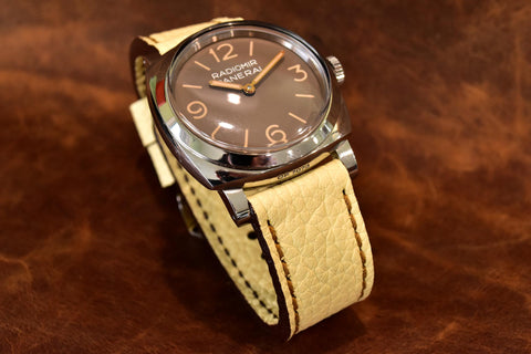 Butterpat Leather Watch Strap
