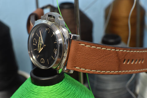 CU29 Leather Watch Band