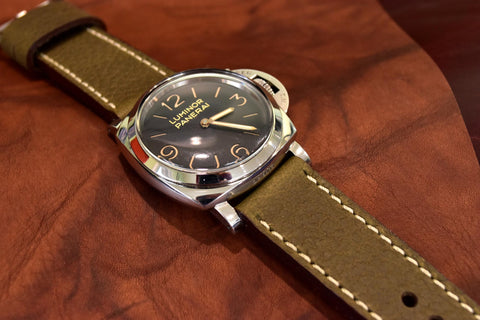 Cape Horn Leather Watch Strap