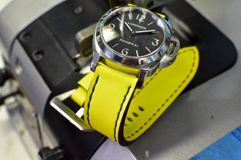 Limon Leather Watch Strap