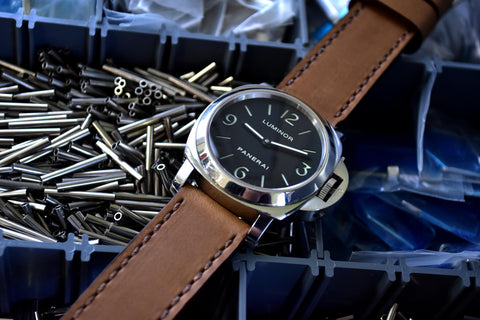 Opaleni Leather Watch Strap