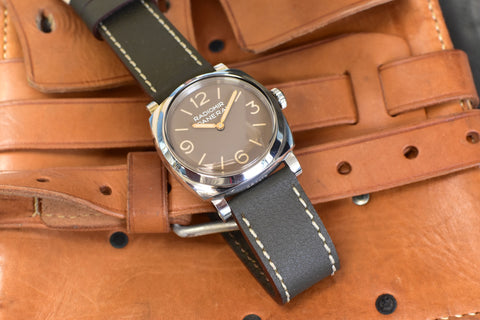 Ranger Leather Watch Strap