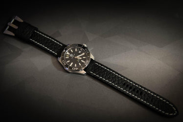 G-Black watch band gallery