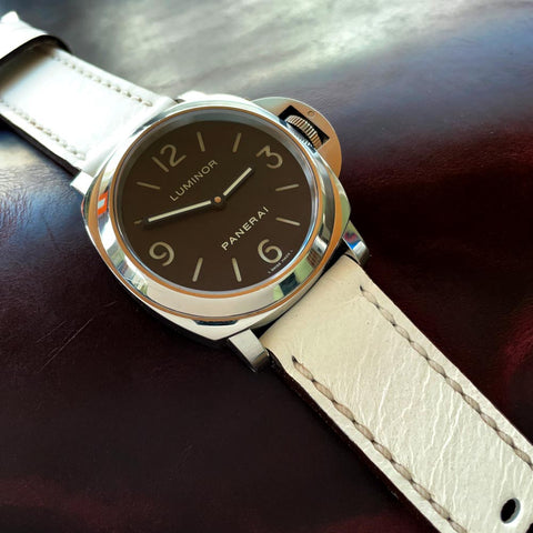 Sweet Home Leather Watch Strap
