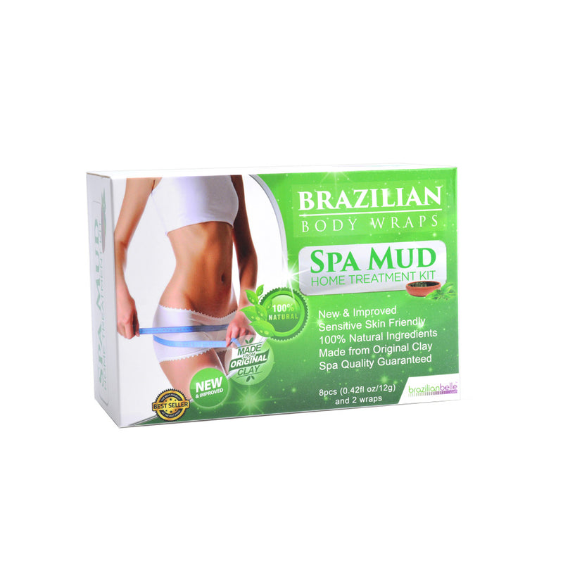 Spa Mud Body Wraps for Inch Loss!