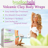 Volcanic Clay Body Wrap