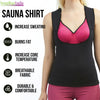 Sauna Shirt for Weight Loss