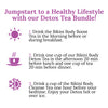 30-Day Bikini Body Tea Mega Combo Pack (Morning+Diet+Night)