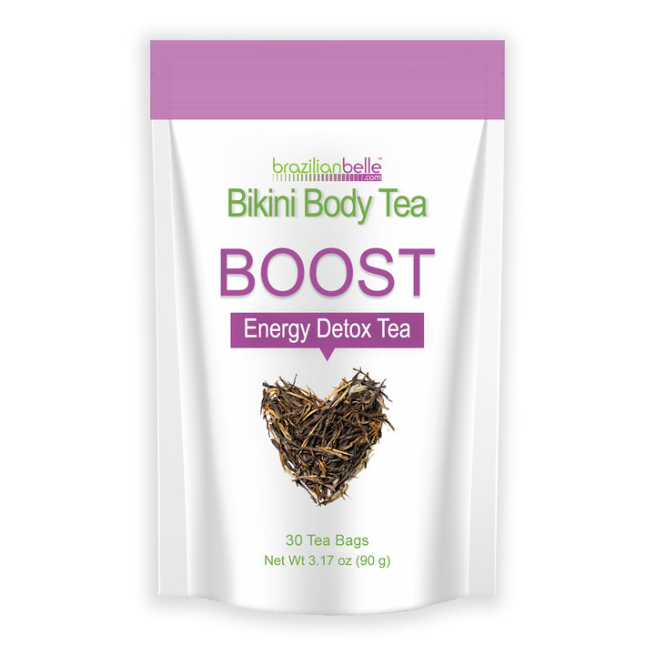 Bikini Body Boost - 15- Day Morning Energy Tea