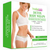 Detox Clay Body Wraps for Inch Loss (Improved Formula)