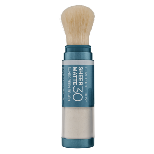 Colorescience Sunforgettable® Sheer Matte SPF 30 Sunscreen Brush