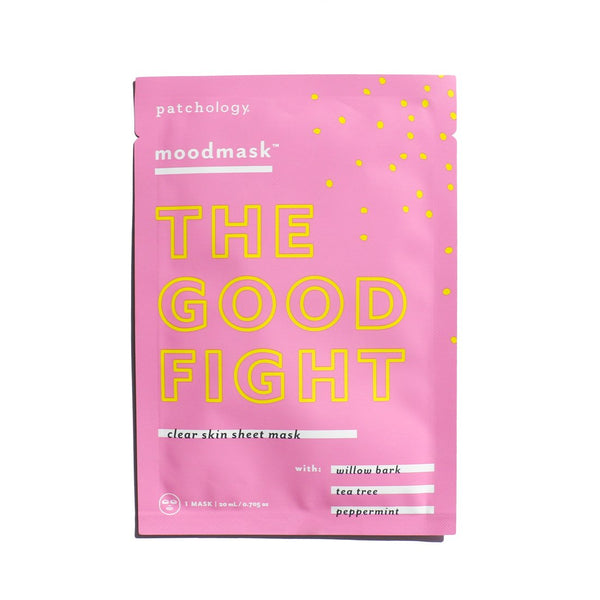 The Good Fight Clear Skin Sheet Mask