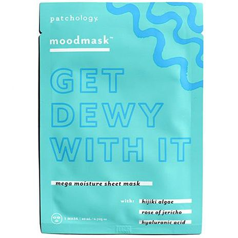 Patchology moodmask™: Get Dewy With It, Just Let It Glow, The Good Fight