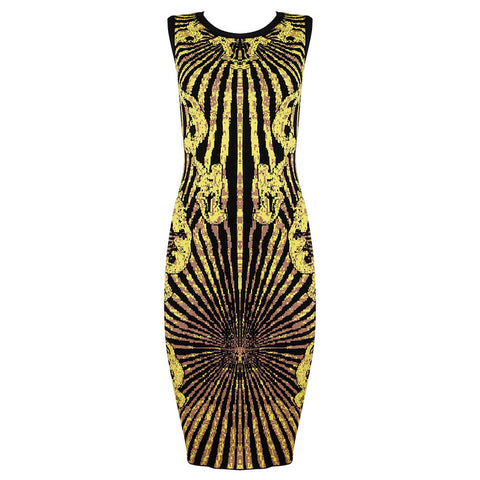Surya Bandage Dress