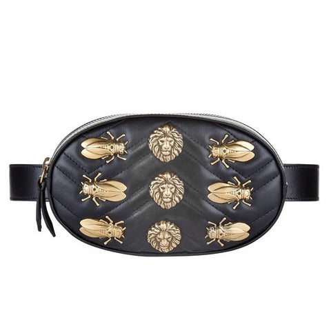 Stephie Embellished Fanny Pack Handbag