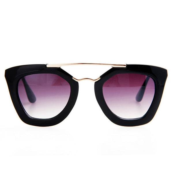 Fashion Butterfly Cat Eye Sunglasses Vintage Retro Sun Glasses