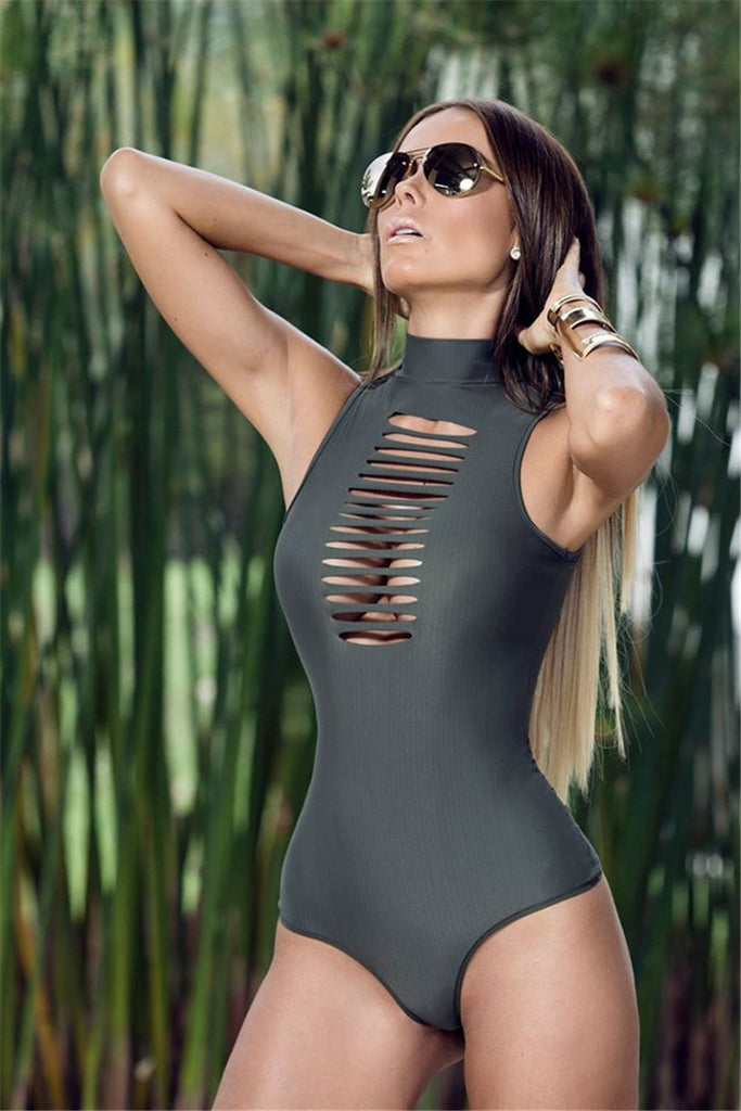 Camille Cut Out Swimsuit