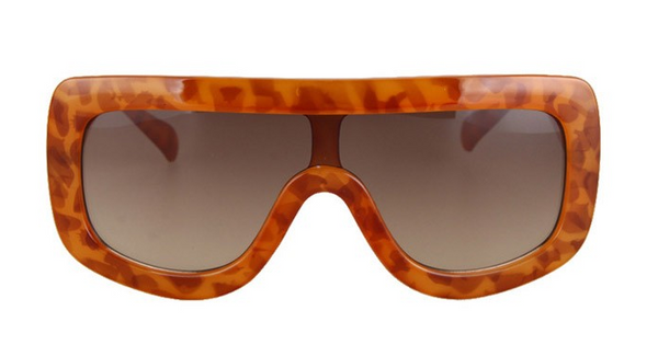 Lena Oversized Resort Sunglasses
