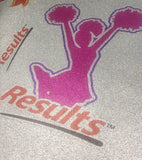 Results™ Glitter Print Heat Transfer