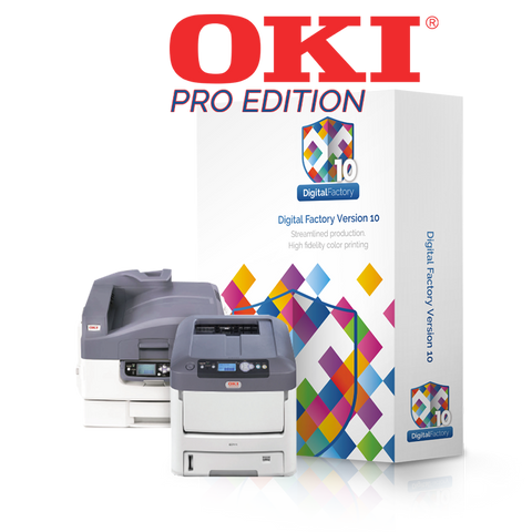 CADlink Digital Factory Oki PRO Edition Software