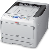 OKI Data White Laser Printer Pro8432WT