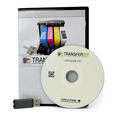 FOREVER TransferRIP Printing Software