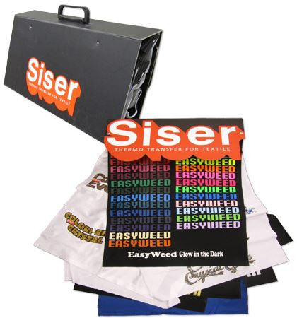 Siser Pizza Box Display