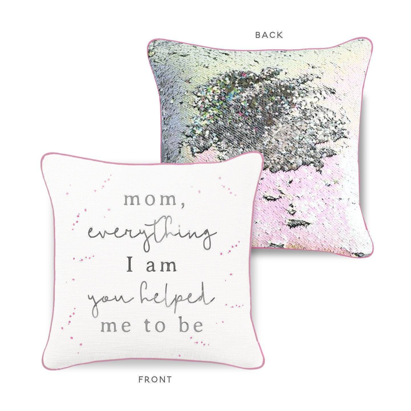 6 Reasons Mom Needs A Mother's Day Mermaid Pillow