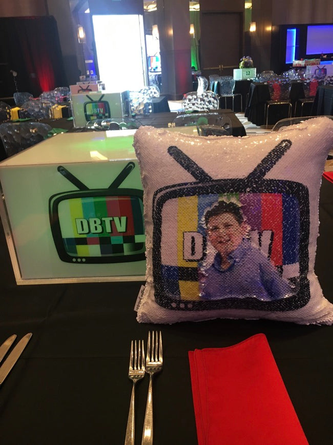 Bar Mitzvah Pillows