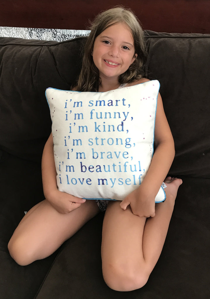 Confidence Pillow