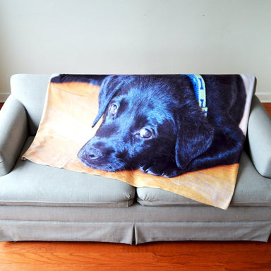 PHOTO Sherpa Blankets: Premium, Soft, Sherpa Photo Blanket