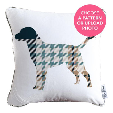 Designer Dog Pillow: Labrador