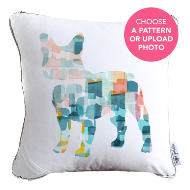 Designer Dog Pillow: French Bulldog