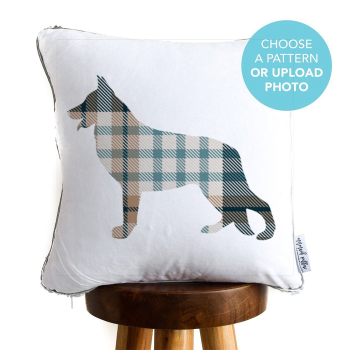 Designer Dog Pillow: German Shepherd
