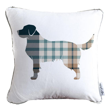 Designer Dog Pillow: Golden Retriever